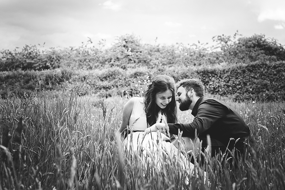 couple in the fields - corona virus advice for couples getting married in 2020